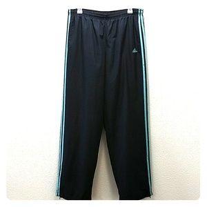 Adidas Women's Wind Breaker Track Pants L